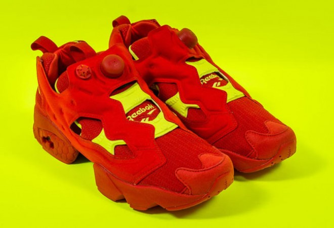 Packer Shoes X Reebok Insta Pump Fury联名款 - 莆田鞋