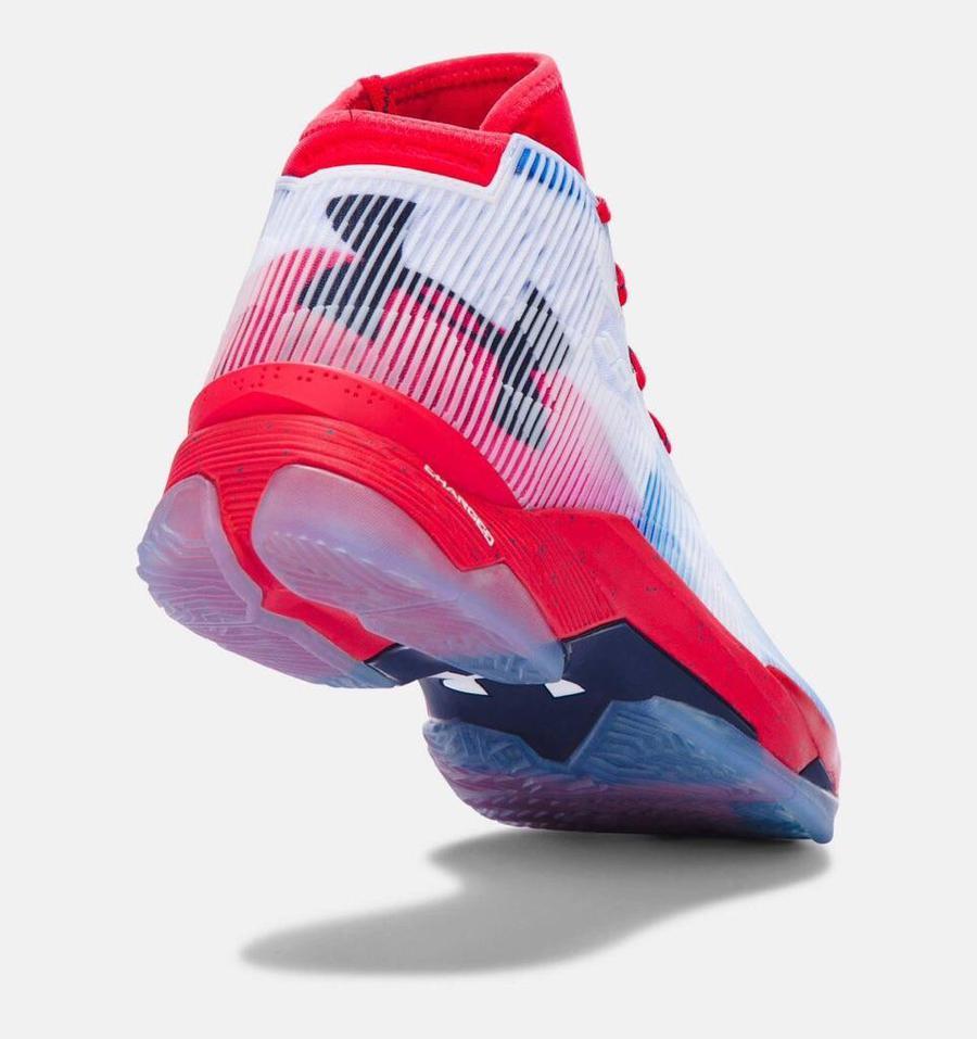 视觉变化丰富,Under Armour Curry 2.5 新色 - 莆田鞋
