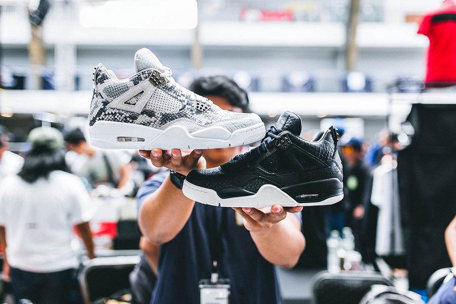SneakerLAH 球鞋展上最贵的 20 双球鞋 - 莆田鞋