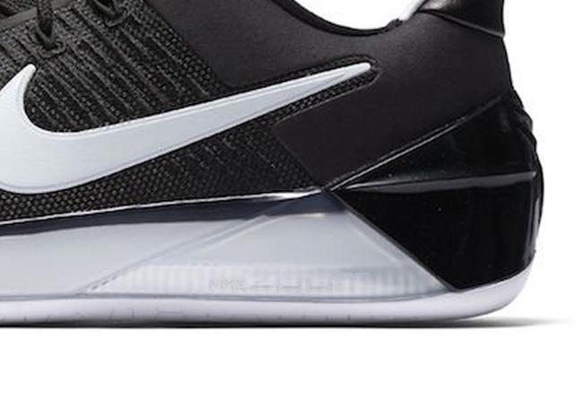 Kobe AD,Nike  可视 Zoom Air!Nike Kobe A.D. 黑白配色官图释出