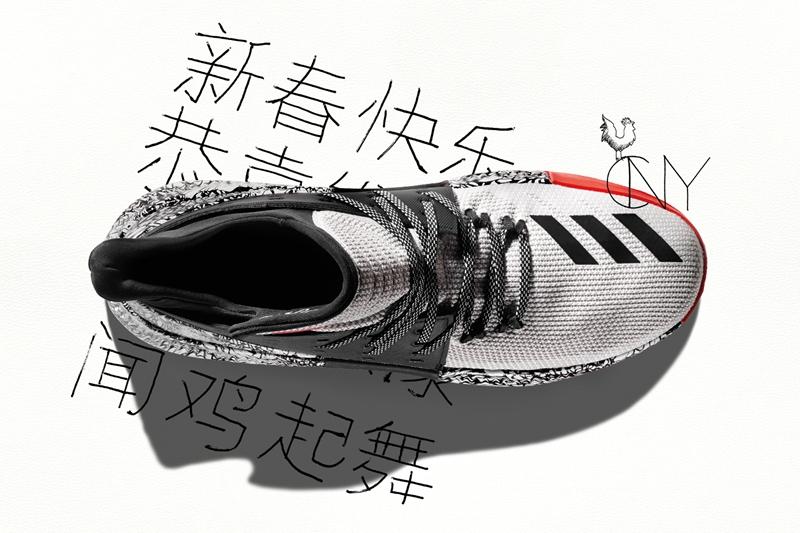 adidas,Dame 3  1 月 1 日登场!利拉德携 adidas Dame 3 与你一起称雄!