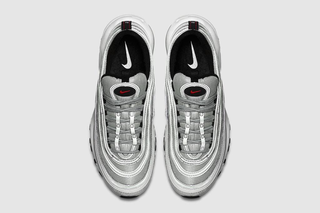Nike Air Max 97 OG QS METALLIC GOLD Sole Supremacy