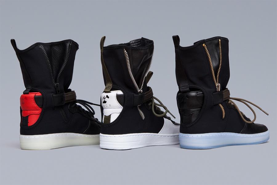 ACRONYM x Nike AF1 Downtown - 莆田鞋之家 0594sneaker.com