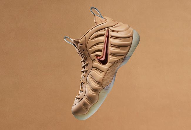 "Nike Air Foamposite Pro PRM QS ""Vachetta Tan"" 喷泡 | 球鞋之家0594sneaker.com"
