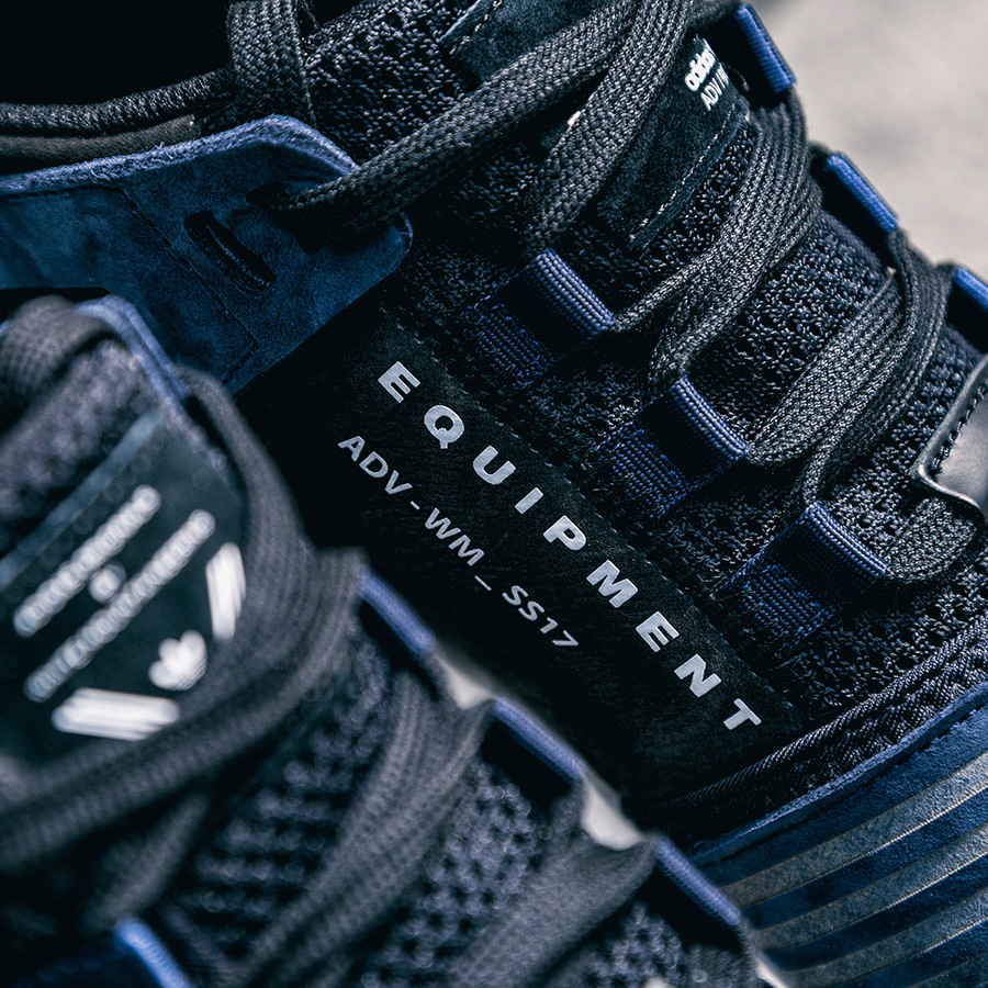 White Mountaineering,adidas,EQ  如何购买白山 WM x adidas Originals 联名新品鞋款?