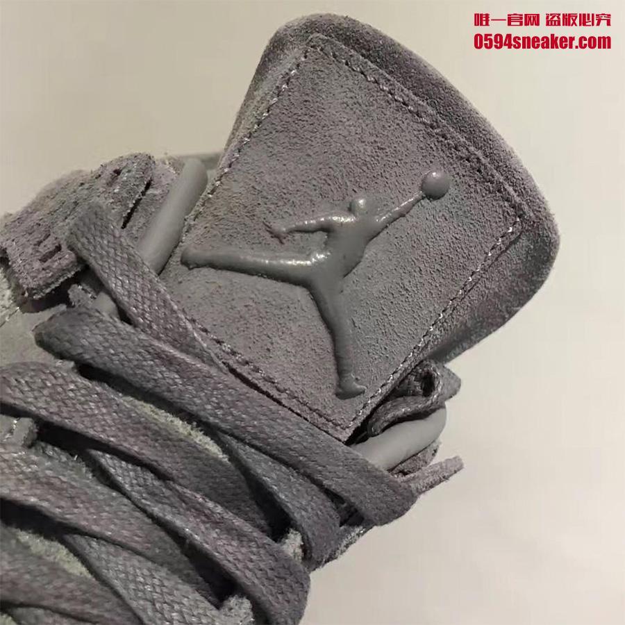 930155-003,AJ4,Air Jordan 4 930155-003AJ4 诱惑的夜光外底!KAWS x Air Jordan 4 全球限量仅千双