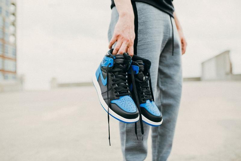 "Air Jordan 1 Retro High OG ""Royal"" 货号:555088-007(成人)、575441-007(GS) - 莆田鞋"