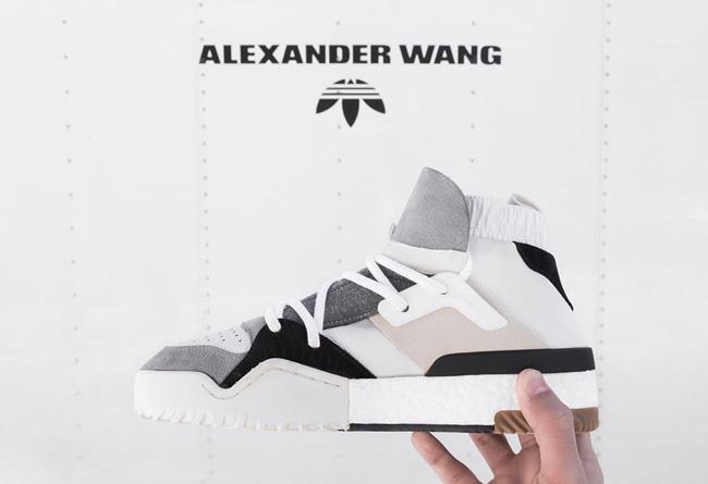 Alexander Wang x adidas Originals 联名 - 莆田鞋