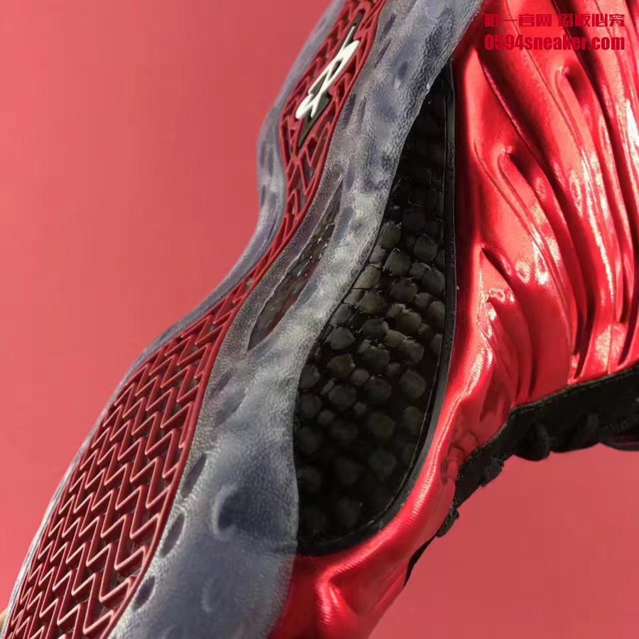 314996-610,Foamposite One,Nike 314996-610 就在下月!Foamposite One 红喷复刻日期确定!