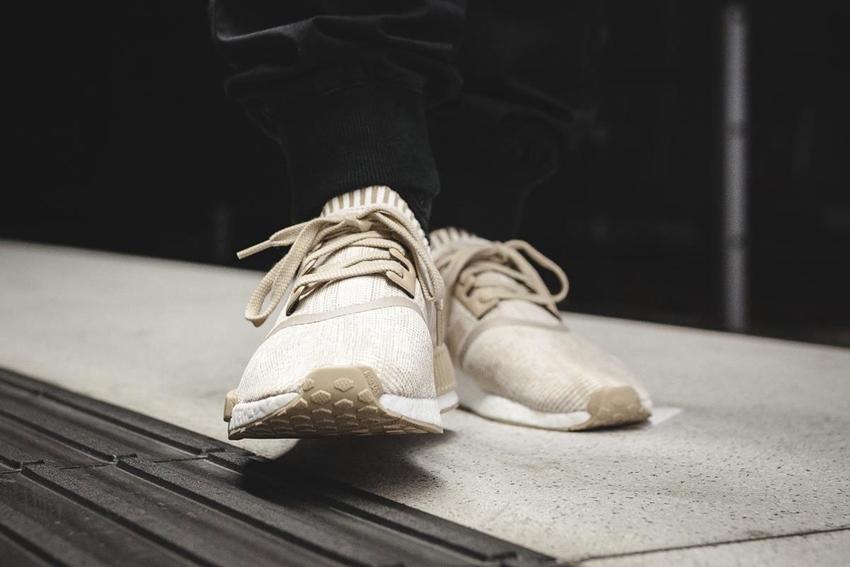 "adidas NMD R1 PK ""Oreo"" 货号:BY1911、 ""Khaki"" 货号:BY1912 - 莆田鞋"