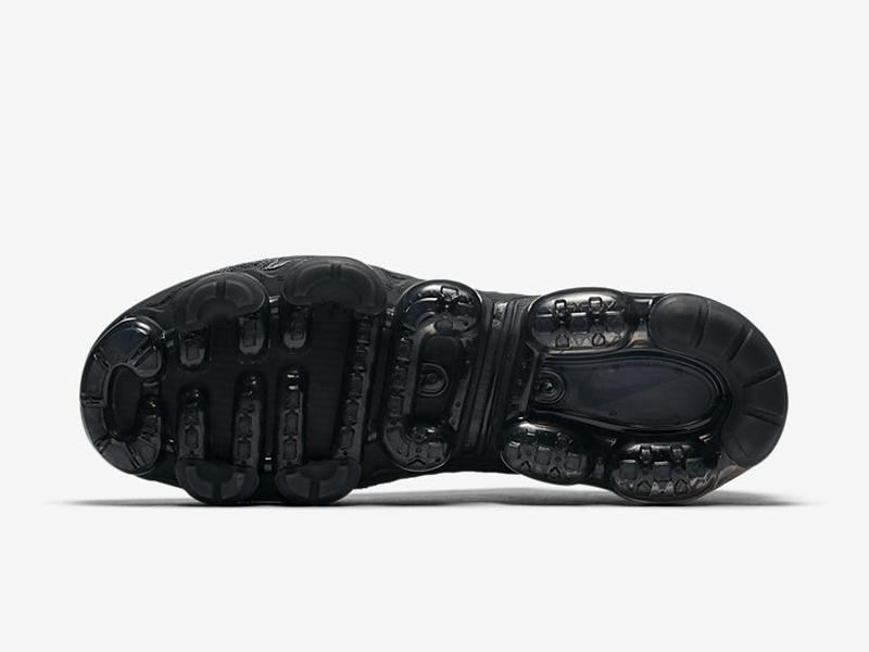 Nike,Air VaporMax,849557-006,8  官网链接释出!纯黑 Nike Air VaporMax 下周正式登场