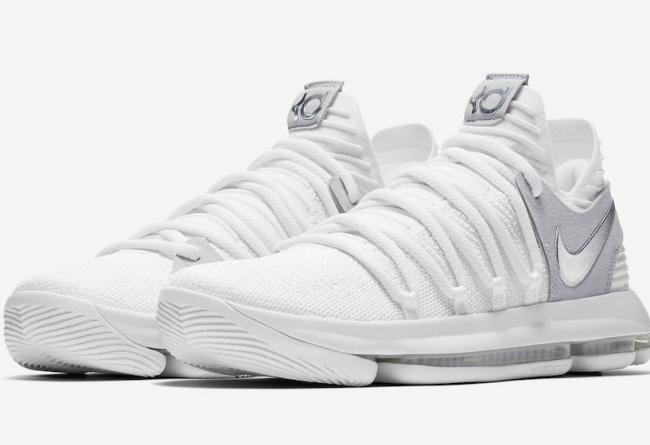 Nike Zoom KD 10 货号:304772-100 - 莆田鞋