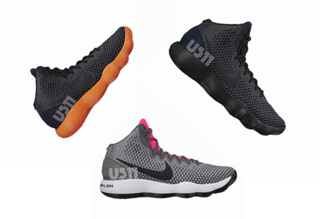 Nike,React,Hyperdunk 2017  全新网眼鞋面,这几款 Nike React Hyperdunk 2017 值得关注!