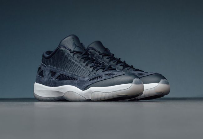 AJ11,Air Jordan 11 Low IE  黑曜石配色!Air Jordan 11 Low IE 即将发售