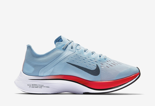 Nike,Vaporfly,4%,880847-401  搭载 ZoomX 黑科技的首款市售跑鞋,终于要迎来中国区上架