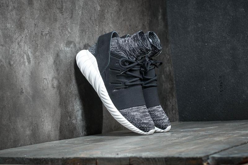 "adidas Originals Tubular Doom Primeknit ""Core Black"" - 莆田鞋"