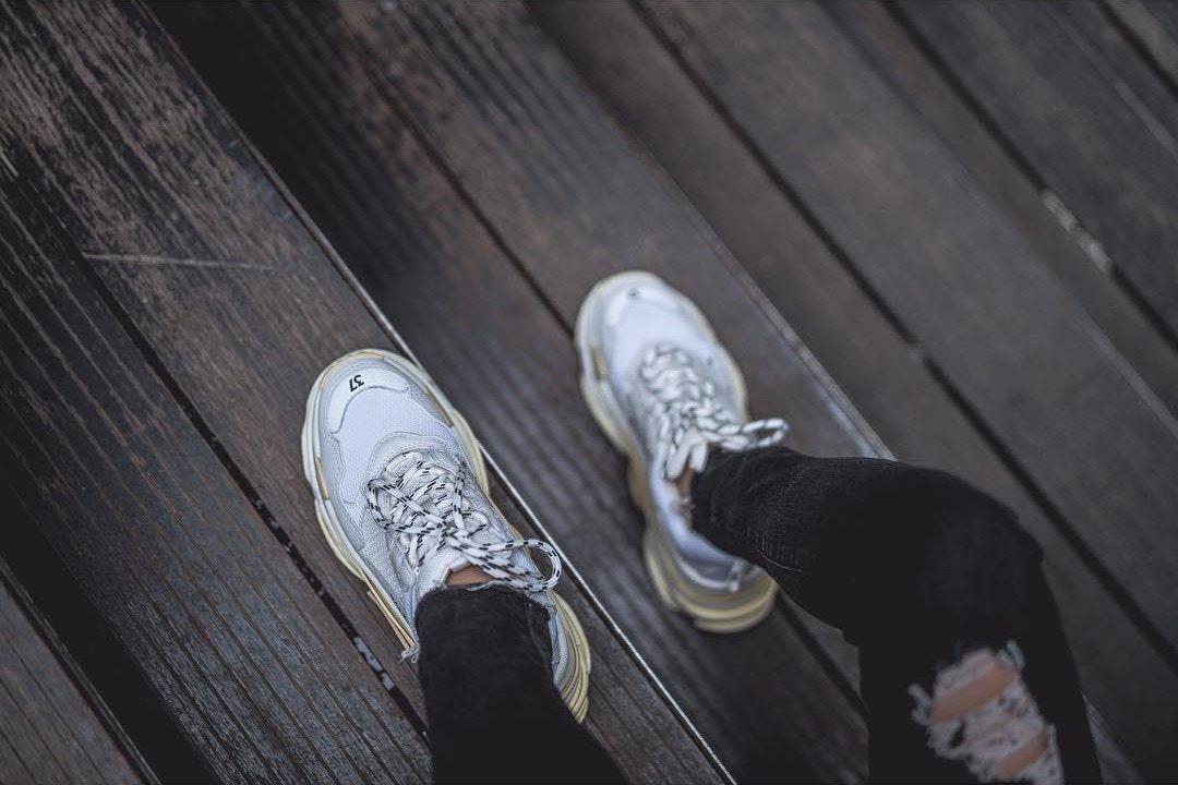 Balenciaga Triple S - 莆田鞋