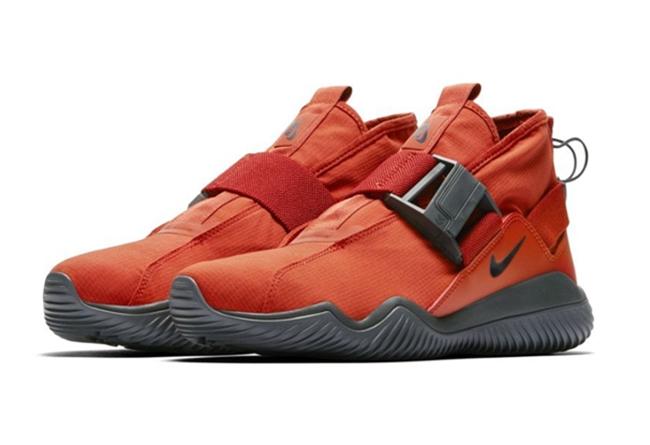 NikeLab,Komyuter PRM  醒目橘红装扮!新配色 NikeLab Komyuter PRM 将于本周登场
