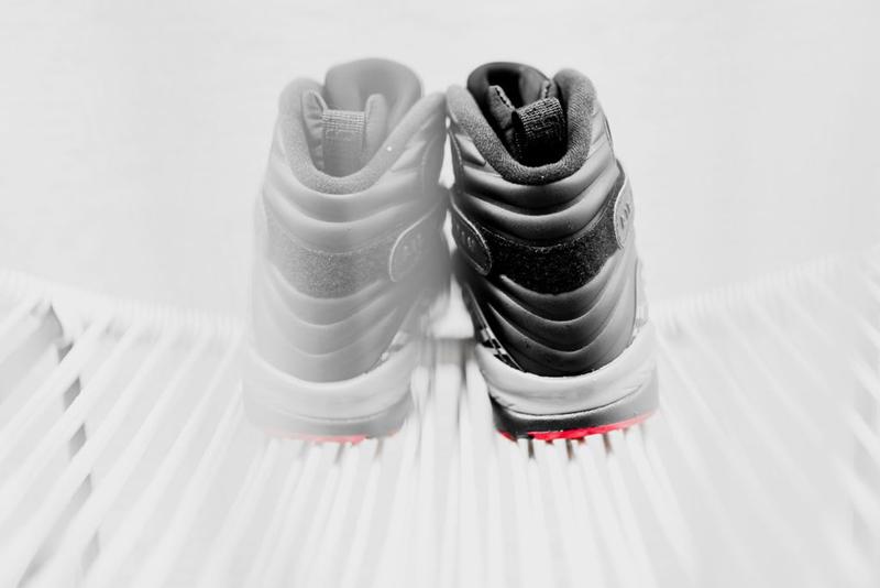 "Air Jordan 8,Cement,AJ8,305381  黑红水泥装扮!Air Jordan 8 ""Cement"" 现已上架发售"