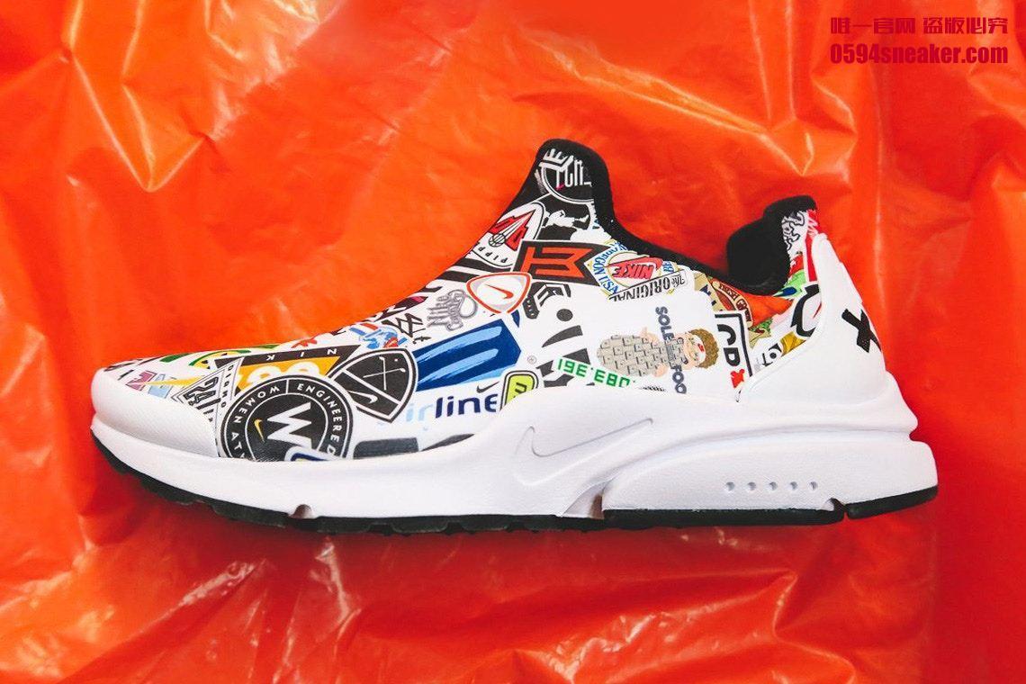 Nike,Presto  遍布 Nike 经典图标!这双鞋来头不小!