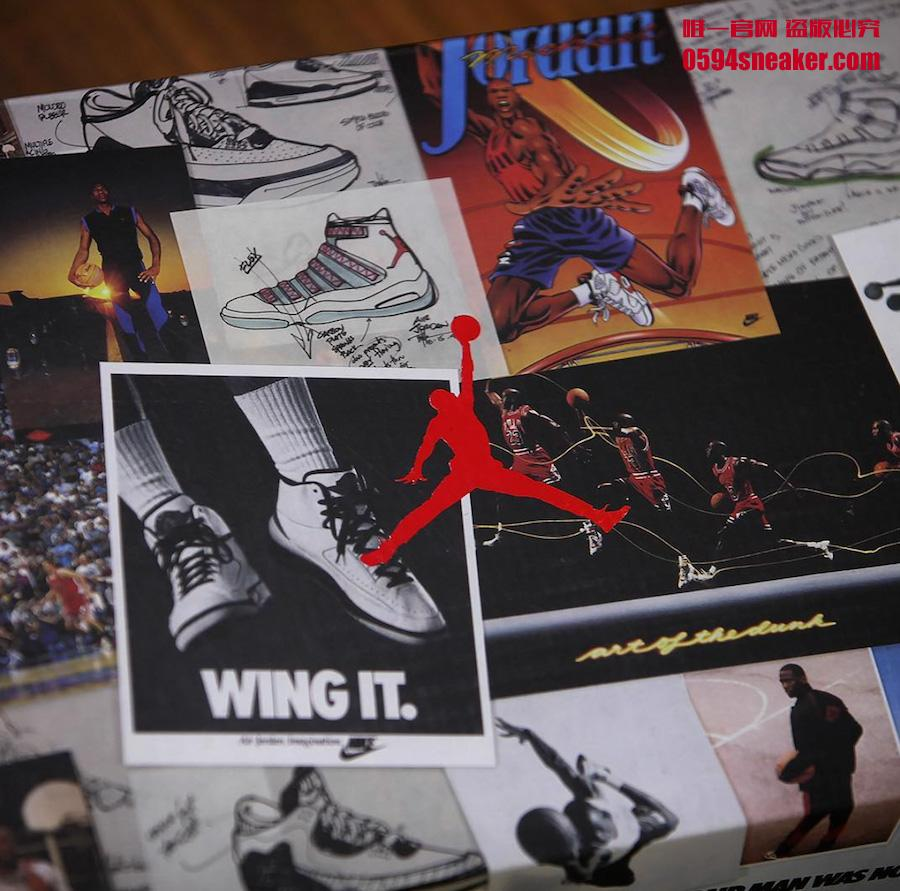 AH4614-303,AJ6,Air Jordan 6 AH4614-303AJ6 发售价不低!Air Jordan 6 的鞋盒还是头一次这么花哨!