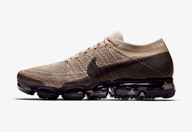 VaporMax,Nike  秋季新品,Nike Air VaporMax 棕黑配色提前预览