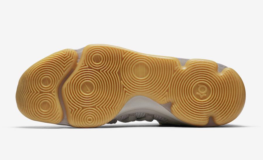 "Nike KD 10 ""Pale Grey"" 货号:897817-001 - 莆田鞋"