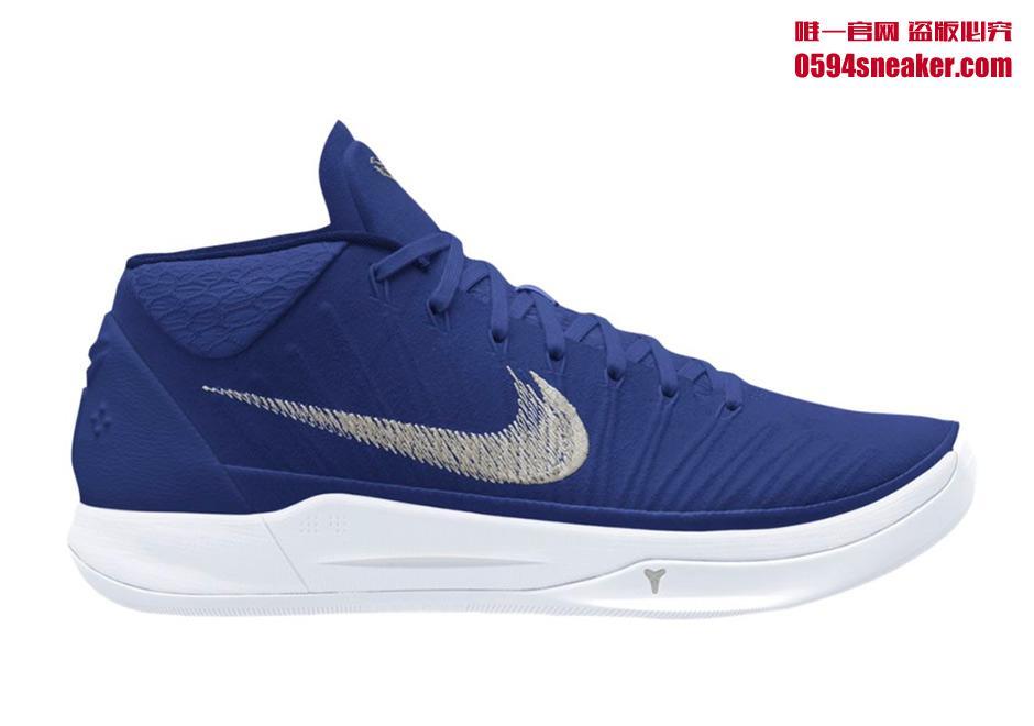 Nike,Kobe AD  七彩亮相!Nike Kobe AD 团队配色竟然迷之好看