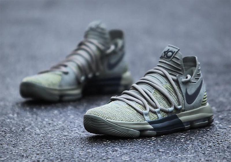 """Nike KD 10 """"Dark Stucco""""  货号: AA4197-002 - 莆田鞋"""