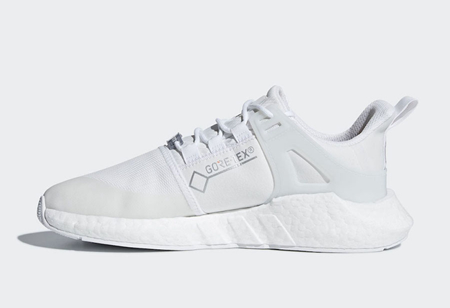 "adidas EQT Support 93/17 ""Triple White"" 货号:DB1444 - 莆田鞋"