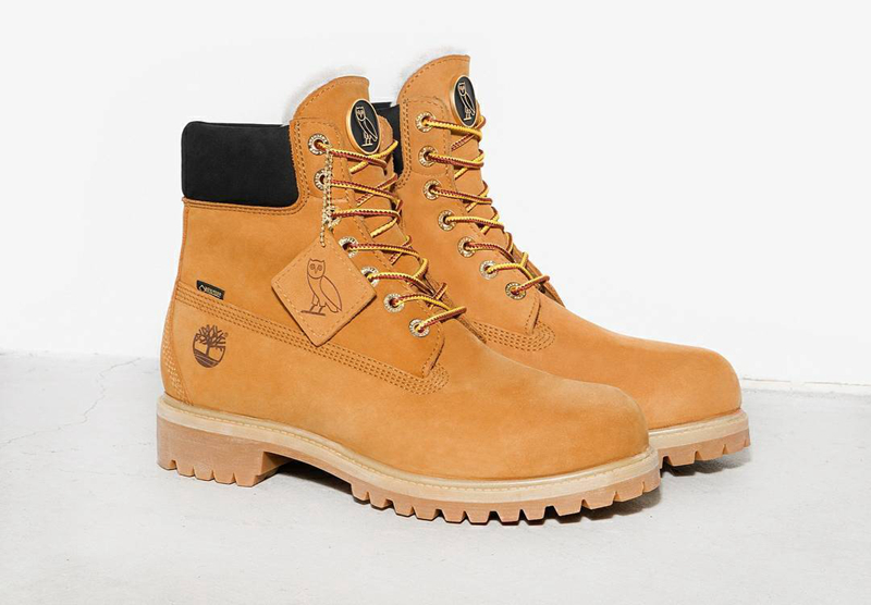 OVO x Timberland 6-Inch Boots 猫头鹰大黄靴 - 莆田鞋