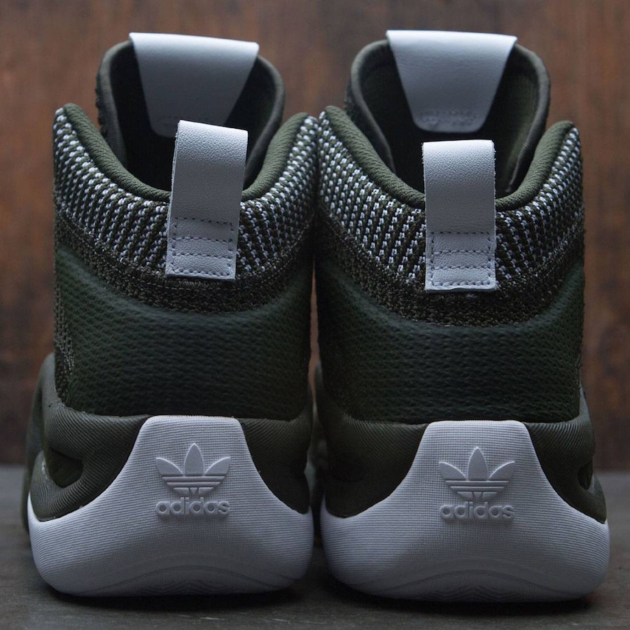 adidas,Crazy 8 ADV PK  硬朗军事风!全新配色 Crazy 8 ADV PK 现已发售