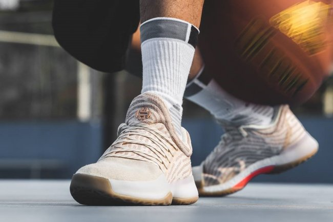 Harden Vol 1,adidas  重回编织鞋身,adidas Harden Vol.1 PK 新配色亮相