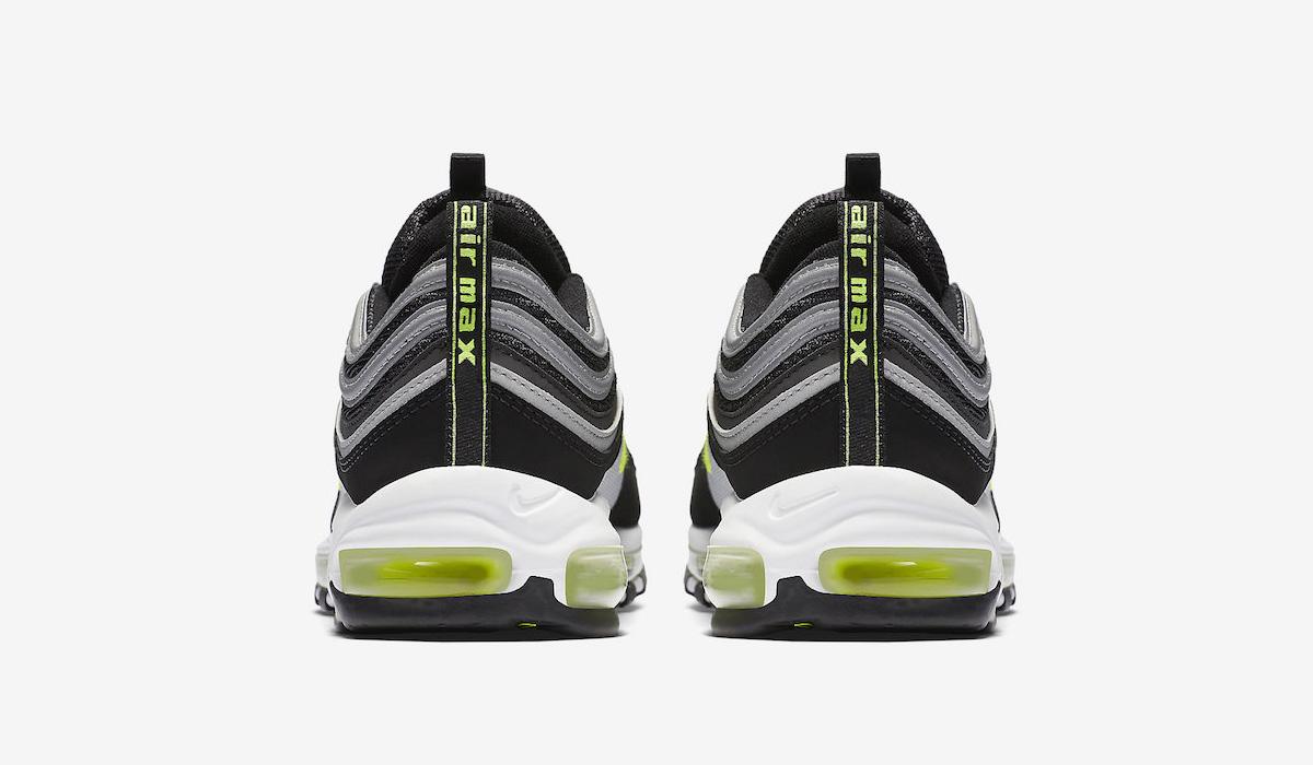 """921826-004,Air Max 97 921826-004 终于来了!Nike Air Max 97 """"Japan"""" 将在下周发售"""