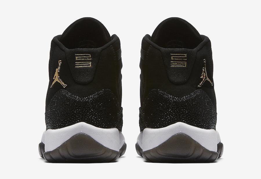 852625-030,AJ11,Air Jordan 11 852625-030AJ11 珍珠鱼皮加持!别忘了本月底还有华丽的 Air Jordan 11 Heiress!