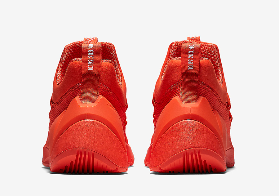 "Nike Air Zoom Grade City ""Team Orange"" 货号:924466-800 - 莆田鞋"