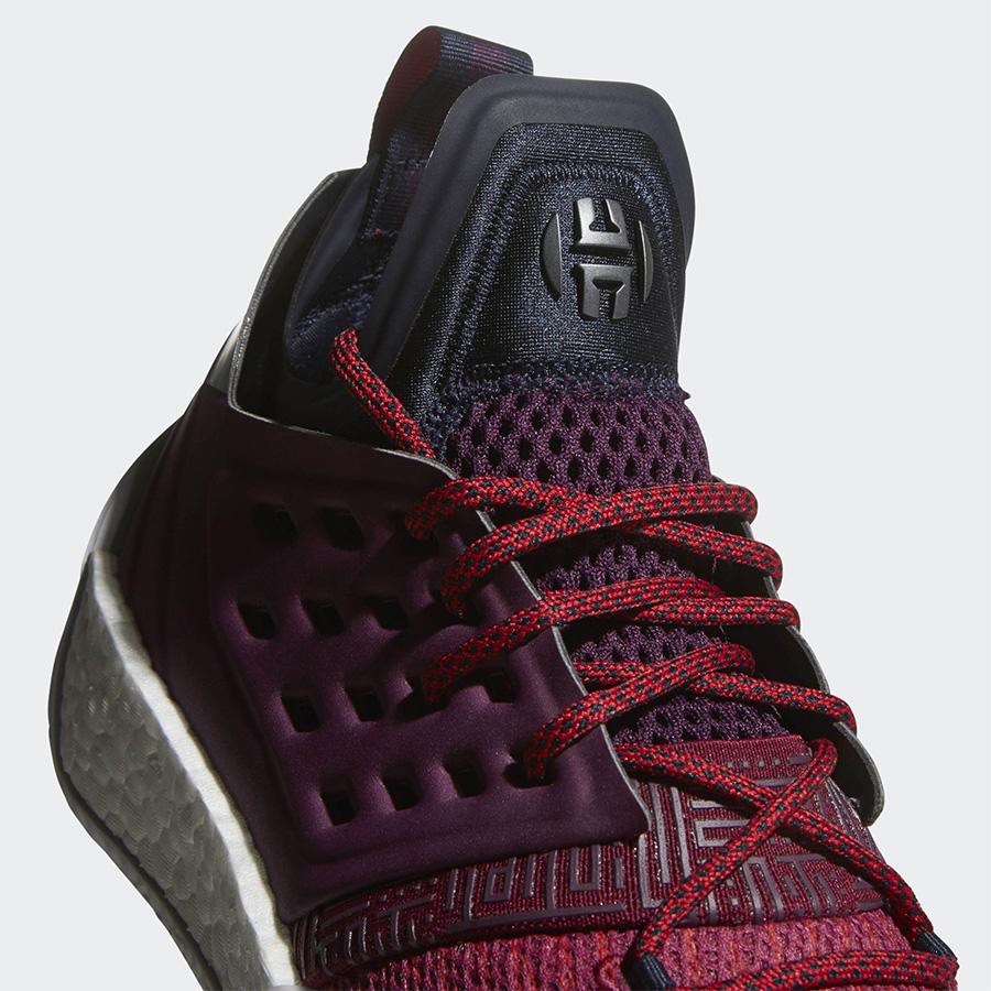 Harden Vol 2,adidas  哈登二代!adidas Harden Vol. 2 清晰实物图赏