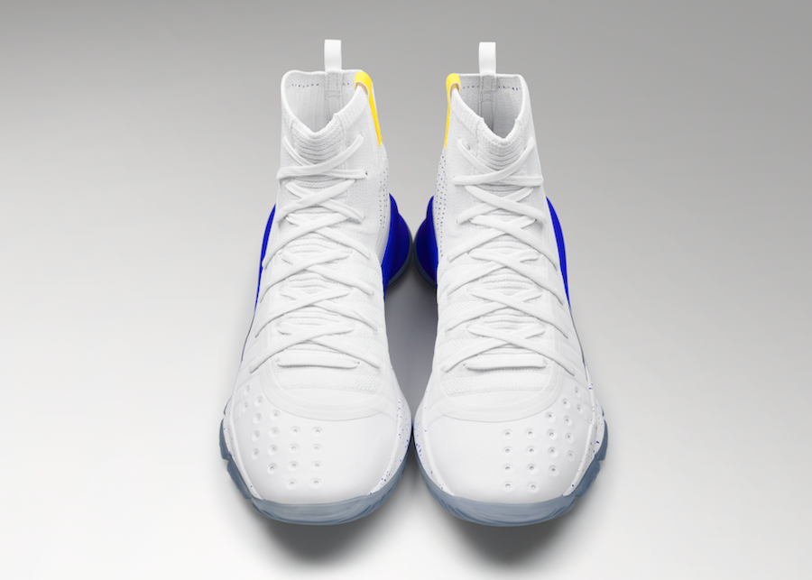 "Under Armour Curry 4 ""More Dubs"" - 莆田鞋"