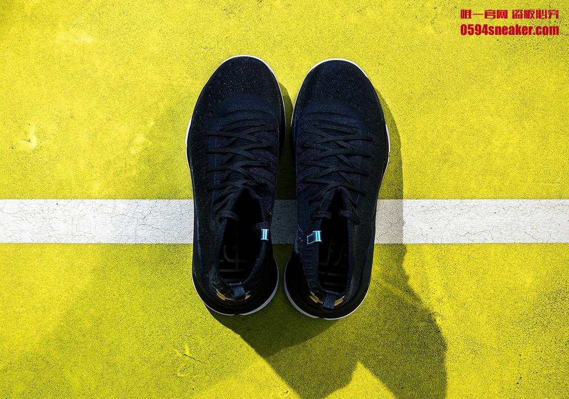 "UA Curry 4 ""More Range"" 发售日期:12 月 24 日 - 莆田鞋"