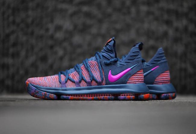 "Nike KD 10 ""All-Star"" 货号:897817-400 - 莆田鞋"