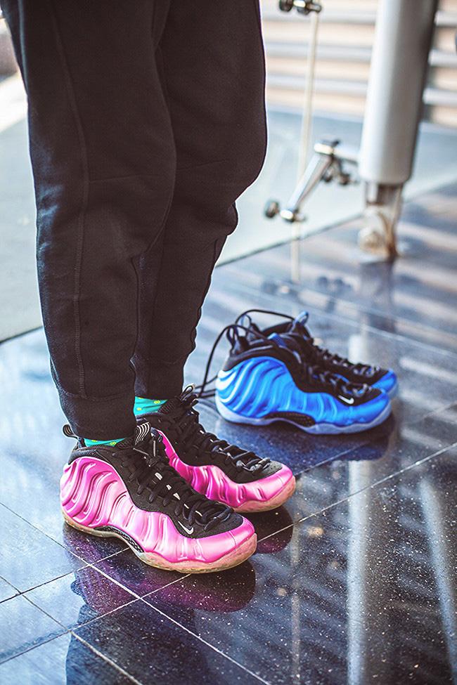 "92d8119ab4482 Nike Air Foamposite One ""Elemental Rose"" 全新粉喷,货号:314996-602 ..."