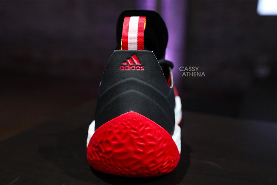 Harden Vol. 2,adidas  哈登二代战靴清晰现身!Harden Vol. 2 发布临近!