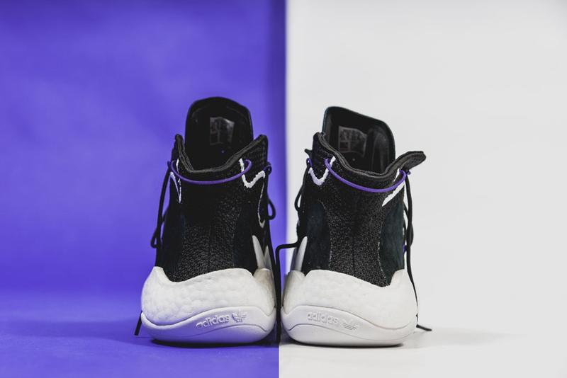"adidas Originals Crazy BYW ""天足""货号:CQ0991 - 莆田鞋"