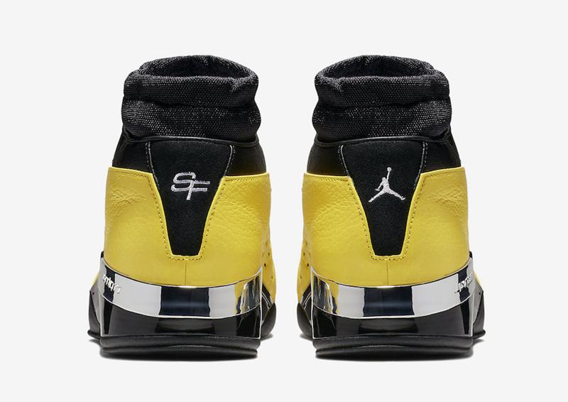 SoleFly,Air Jordan 17,AJ17,AJ7  官方图片释出!SoleFly x Air Jordan 17 下周登场