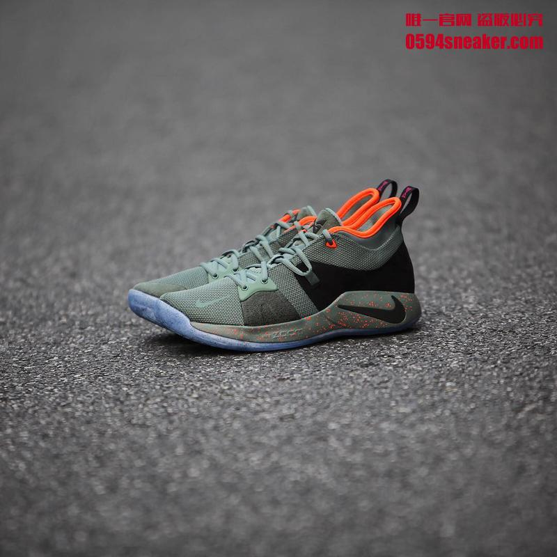 "Nike,PG2,All-Star,AO1750-300  以乔治家乡为灵感!Nike PG2 ""All-Star"" 下周正式登场"