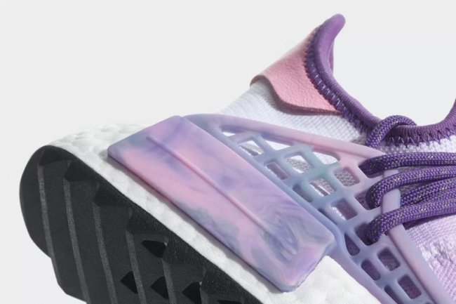 Pharrell Williams x adidas Originals Hu NMD Trail 菲董联名货号:AC7362 - 莆田鞋