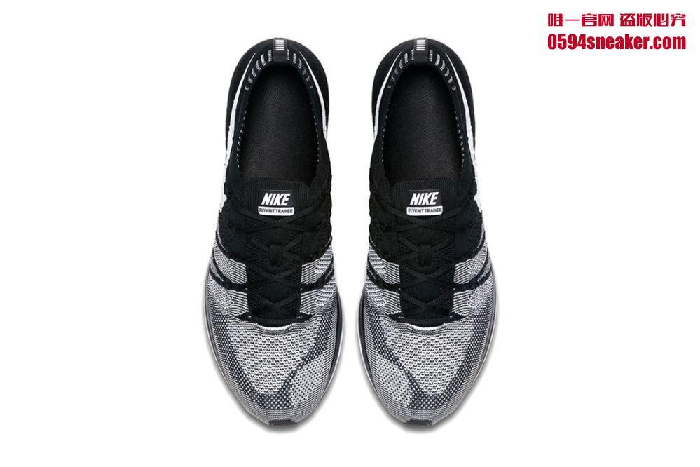 Nike,Flyknit Trainer 奥利奥配色回归!经典Flyknit Trainer 本月正式发售