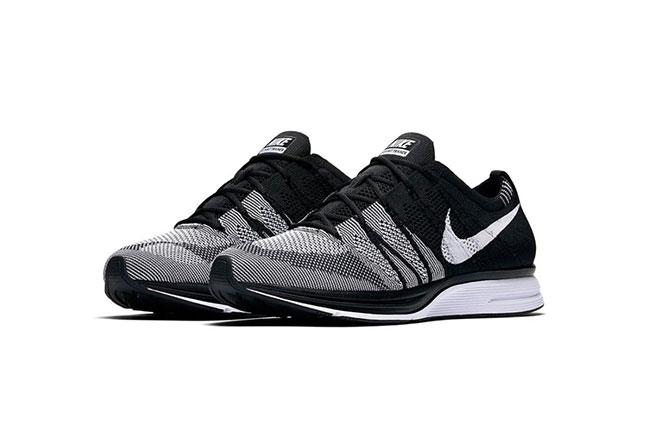 """Nike Flyknit Trainer """"Oreo"""" 耐克飞线黑白经典奥利奥配色 - 莆田鞋"""