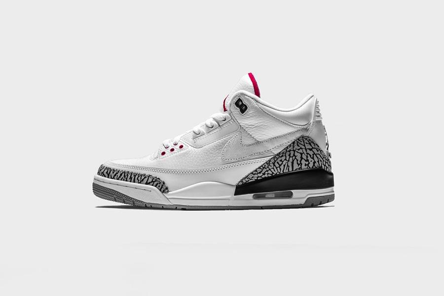 Air Jordan 3 JTH 超级碗也可以换钩 - 莆田鞋