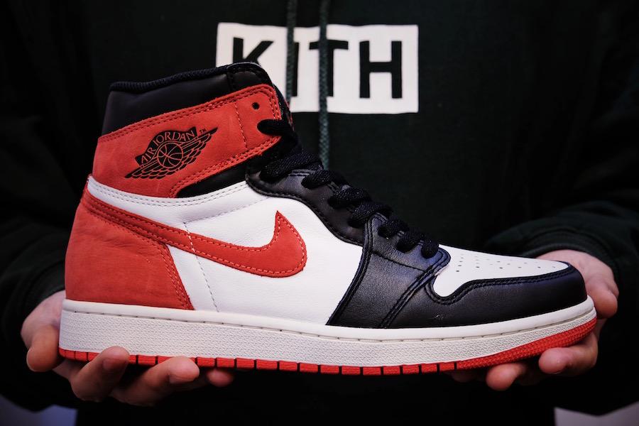 """AJ1,Air Jordan 1 AJ1 黑脚趾又来了!这双 Air Jordan 1 """"6 Rings"""" 还有材质上的惊喜!"""